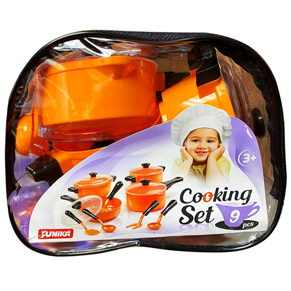 Cooking Set (9 pcs)